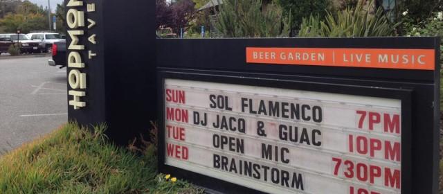 Sol Flamenco at Hopmonk TONITE!