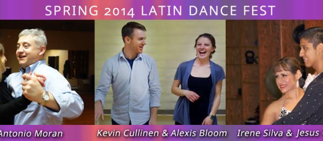 Latin Dance Spring Fest 2014 at Sonoma Latin Arts