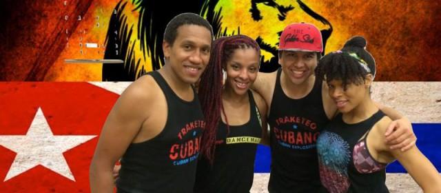 Traketeo Cubano & Dancehall Mashup 90 minute class